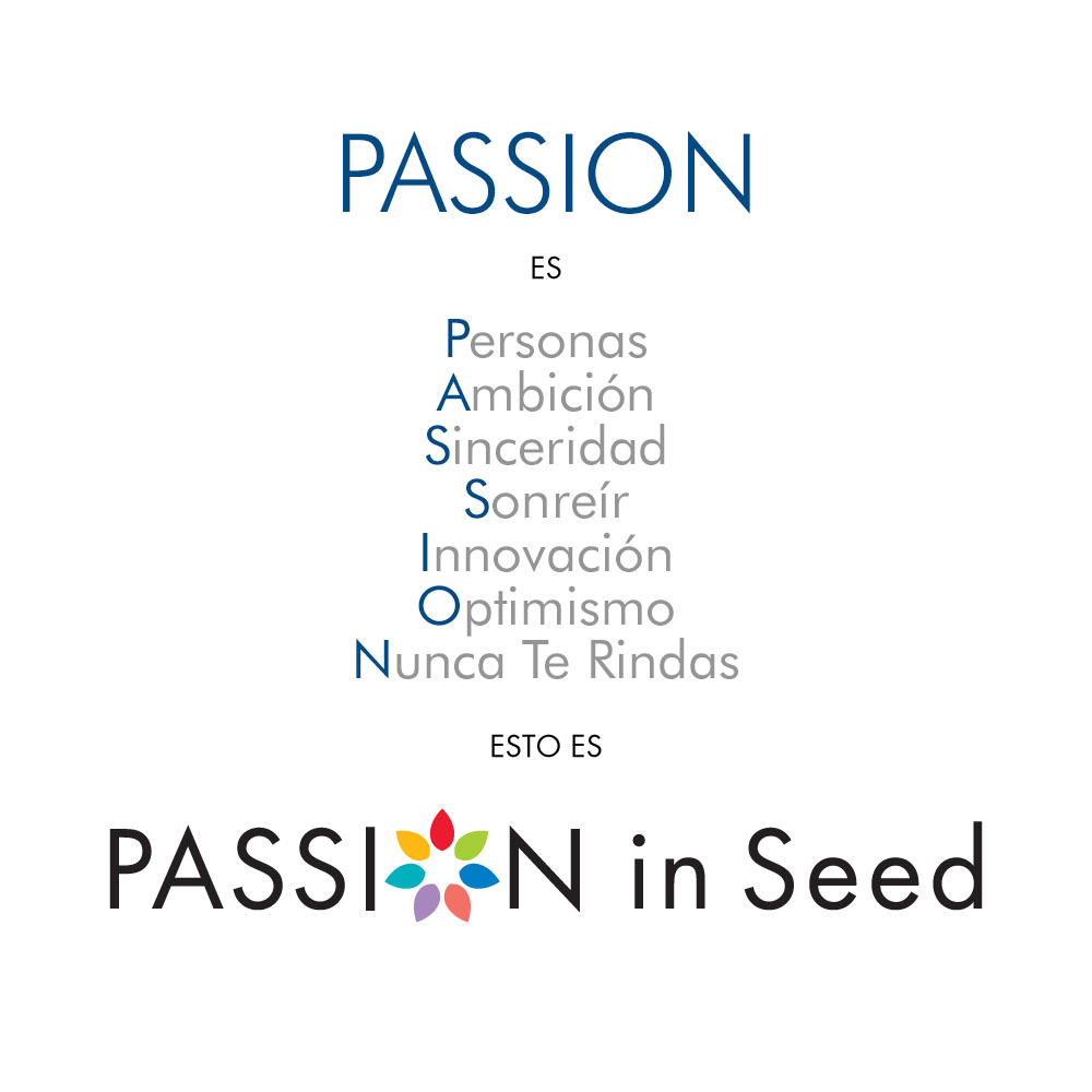 Passion in Seed